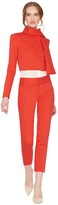 Alice + Olivia Cadence Cropped Trouser