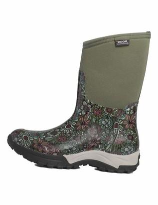 Bogs Womens Daisy Waterproof Insualted Rain Boot