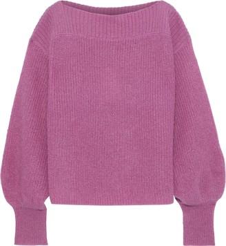 Temperley London Bessie Mohair-blend Sweater