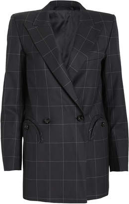 BLAZÉ MILANO Chacco Kid Everyday Checked Blazer