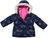 Carter's Print Long-Sleeve Coat - Toddler Girls 2t-5t