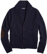 Brooks Brothers Shawl Collar Cardigan