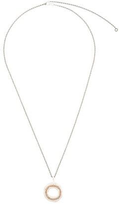 Rosa Maria Galatea Cognac necklace