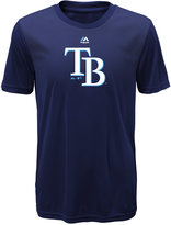 Majestic Kids' Tampa Bay Rays Geo Strike T-Shirt
