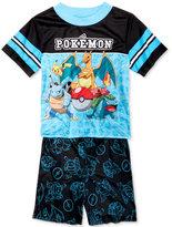 Pokemon 2-Pc. Pajama Set, Little Boys (4-7) & Big Boys (8-20)