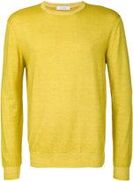 Cruciani crew neck jumper - men - Wool - 48