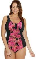 Elomi Swimwear 1 Piece Rhapsody Multicolor - Color - MULTICOLOUR, Size - 46