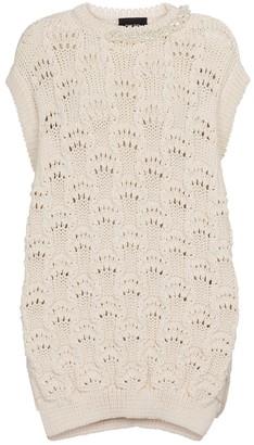 Simone Rocha Embellished sleeveless sweater