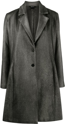 Avant Toi Single-Breasted Tailored Coat