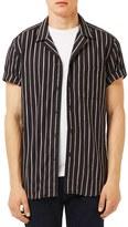 Topman Stripe Sport Shirt