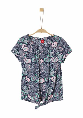 S'Oliver Junior Blouse Bluse Kurzarm Girl's