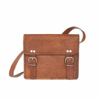 Vida Vida Vida V Mini Leather 2 Buckle Bag