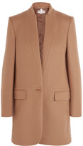 Stella McCartney Bryce Wool-blend Coat - Camel