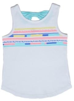 Epic Threads Toddler Girls Rainbow Stripe Tank Top