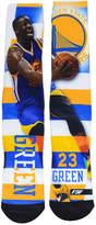 For Bare Feet Draymon Green Golden State Warriors Pro Stripe Player 308S Crew Sock
