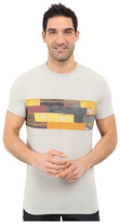 Prana Printed Ridge Tech Tee