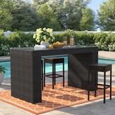 Tegan Bar Table Sol 72 Outdoor