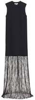 McQ by Alexander McQueen Sleeveless dress with lace