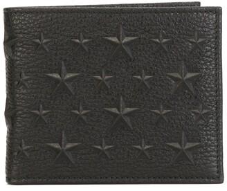 Jimmy Choo 'Mark' billfold wallet
