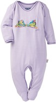 Beanstalx Eric Carle Butterfly Footie (Baby Girls)
