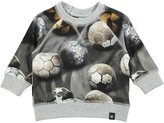 Molo Baby Boy's Elmo T-Shirt - Dusty Soccer