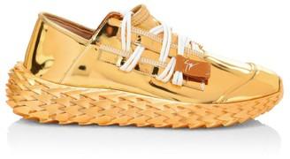 Giuseppe Zanotti Urchin Leather Sneakers