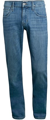 Hudson Blake Slim-Fit Straight Jeans