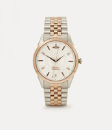 Vivienne Westwood The Wallace Watch Rose/Silver