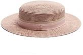 Maison Michel Rod hemp-straw hat
