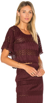 Band of Gypsies Crochet Crop Top