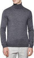 Reiss Caine Slim Fit Turtleneck Wool Sweater