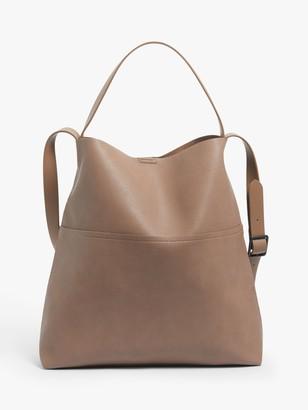 KIN Slouch Hobo Bag, Brown