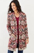 J. Jill Jacquard Tapestry Topper