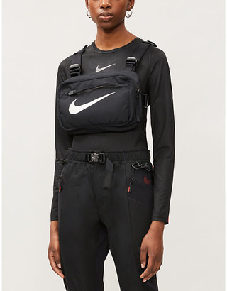 Nike x Matthew M Williams branded shell chest rig