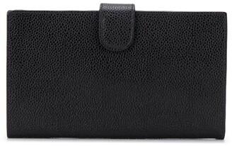 Chanel Pre Owned 1998 Vertical Bi-Fold Wallet