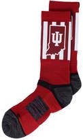 Strideline Indiana Hoosiers Crew Socks Ii