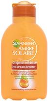 Garnier Ambre Solaire No Streaks Moisturising Bronzer Milk (150ml)