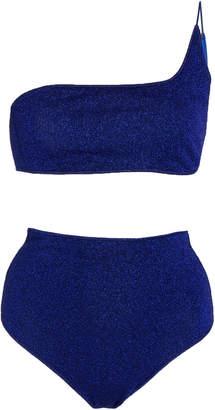Oseree One-Shoulder Bikini Set