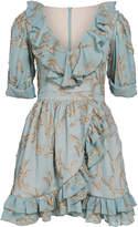We Are Kindred Maxime Ruffle Mini Dress
