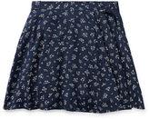 Ralph Lauren 7-16 Floral Skirt