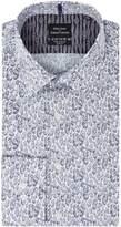 Simon Carter Men's L/S SF Feather Print S/C