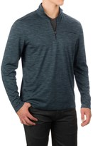 Free Country Birdseye Shirt - Zip Neck, Long Sleeve (For Men)