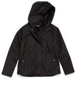 O'Neill Girl's Windy Water Resistant Hooded Jacket