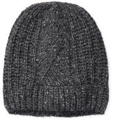 Polo Ralph Lauren Aran-Knit Merino-Blend Hat