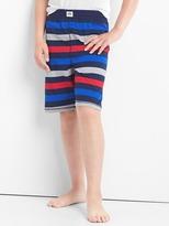 Gap Print PJ shorts