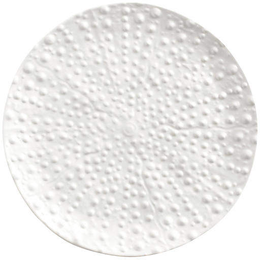 MADHOUSE by Michael Aram Sea Urchin Melamine Dessert Plate - White