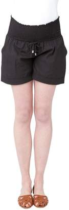 Ripe Maternity Women's Maternity Philly Cotton Shorts