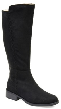 Journee Collection Blakely Extra Wide Calf Boot