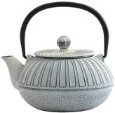 Berghoff Cast Iron White Teapot