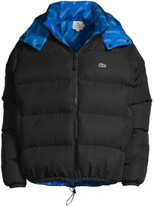 Lacoste L!VE Reversible Down Jacket